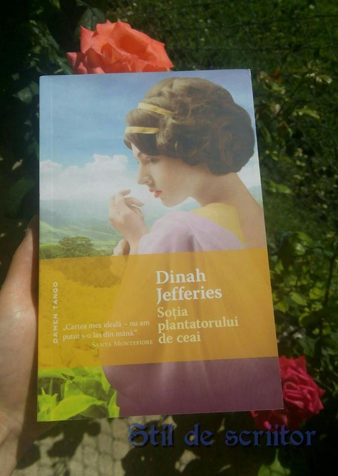 Soția plantatorului de ceai – Dinah Jefferies (recenzie)